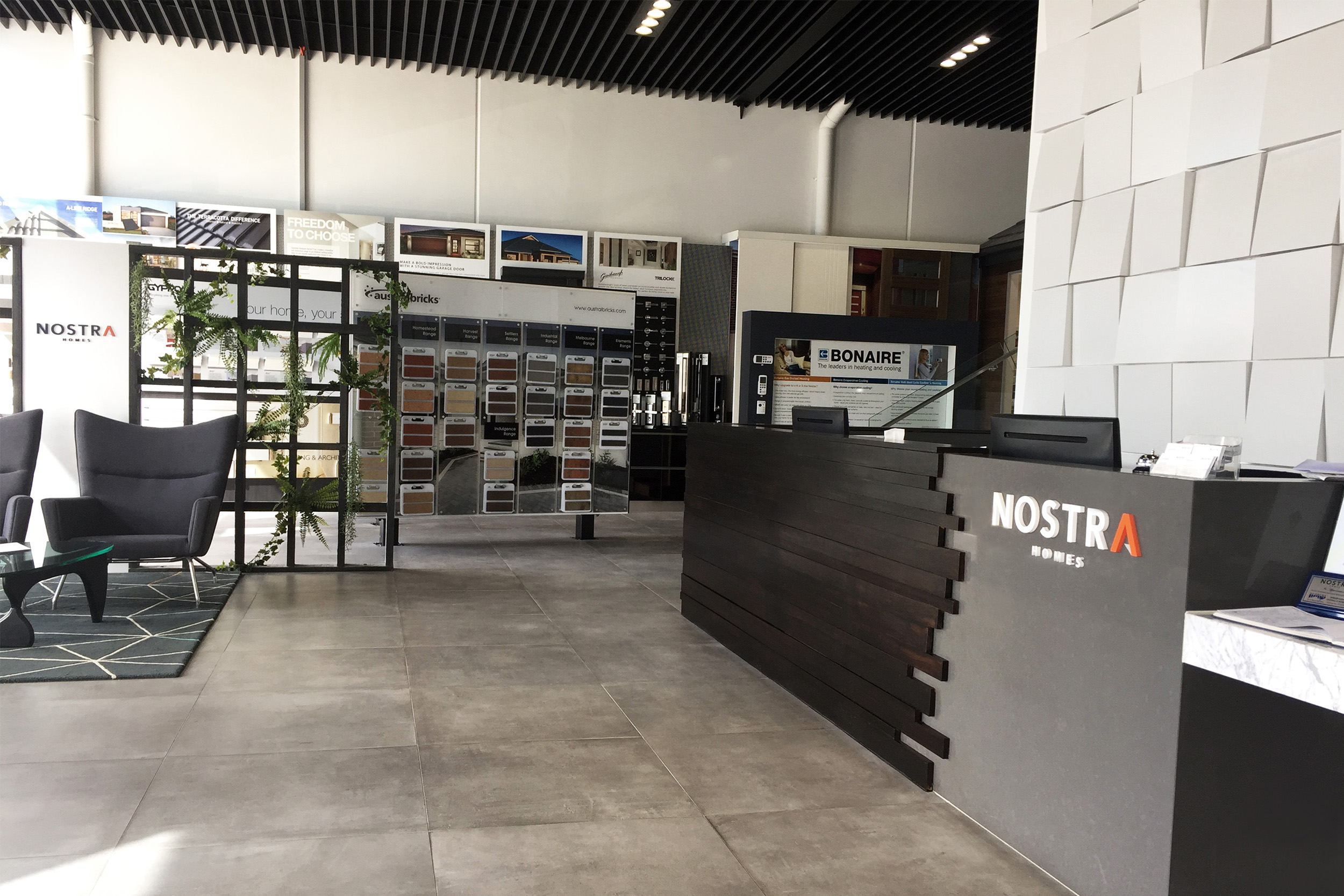 Nostra Select  Home Design at Head Office/Nostra Select Showroom