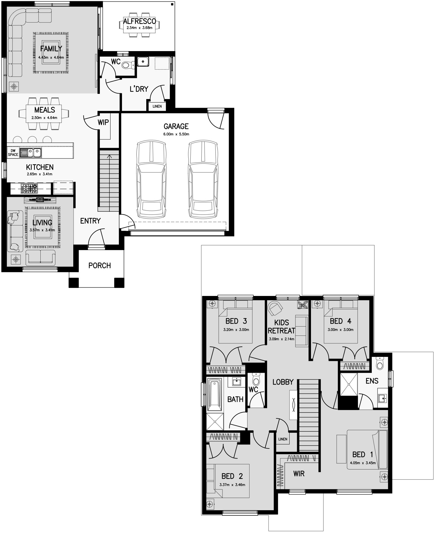 Aston 26 Floorplan